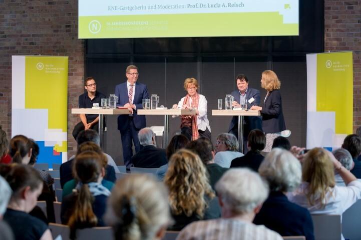 BVE - Jahreskonferenz des Rates für Nachhaltige Entwicklung